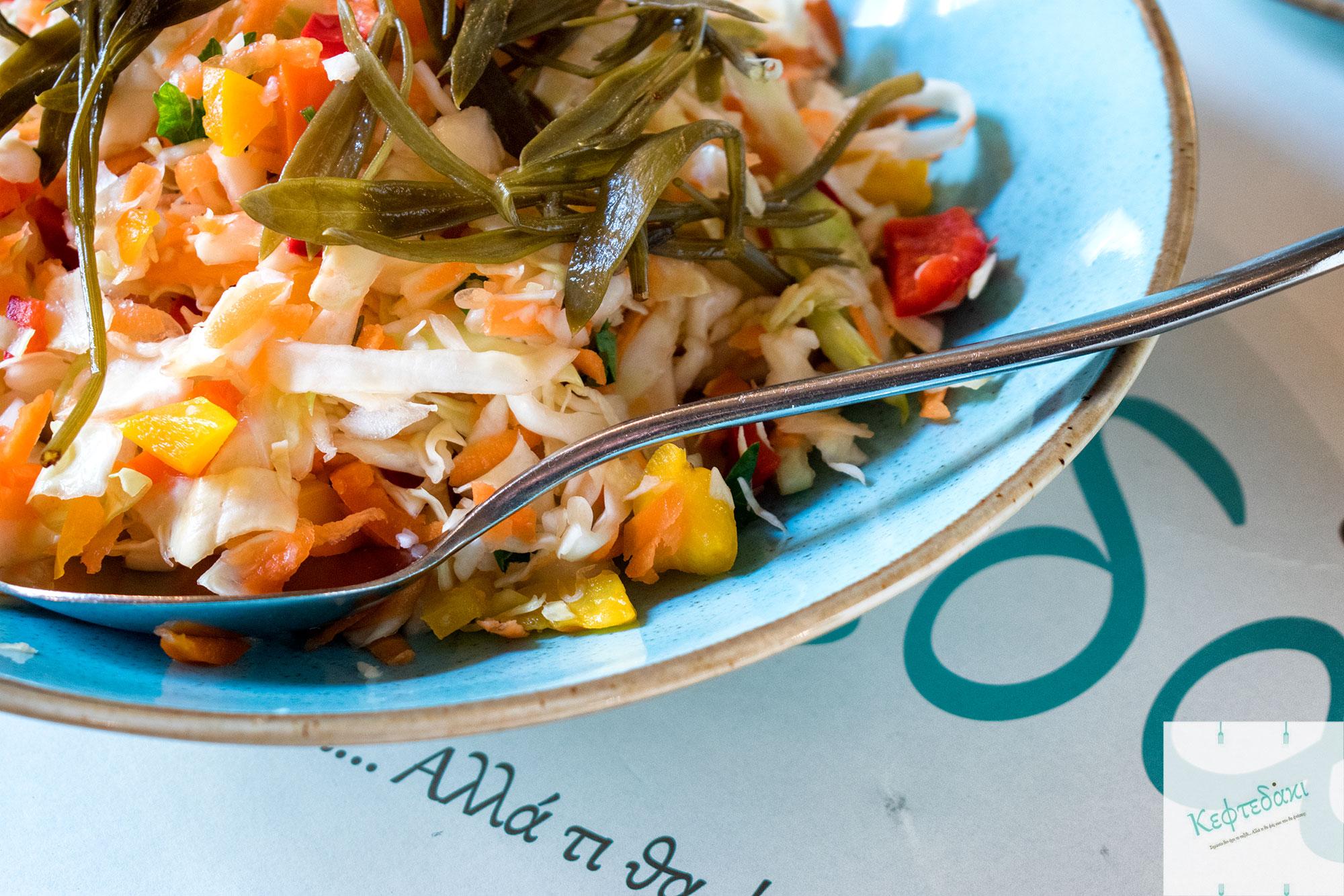 """Φωτογράφιση πιάτων Εστιατόριο """"Κεφτεδάκι"""" στο Περιστέρι"""